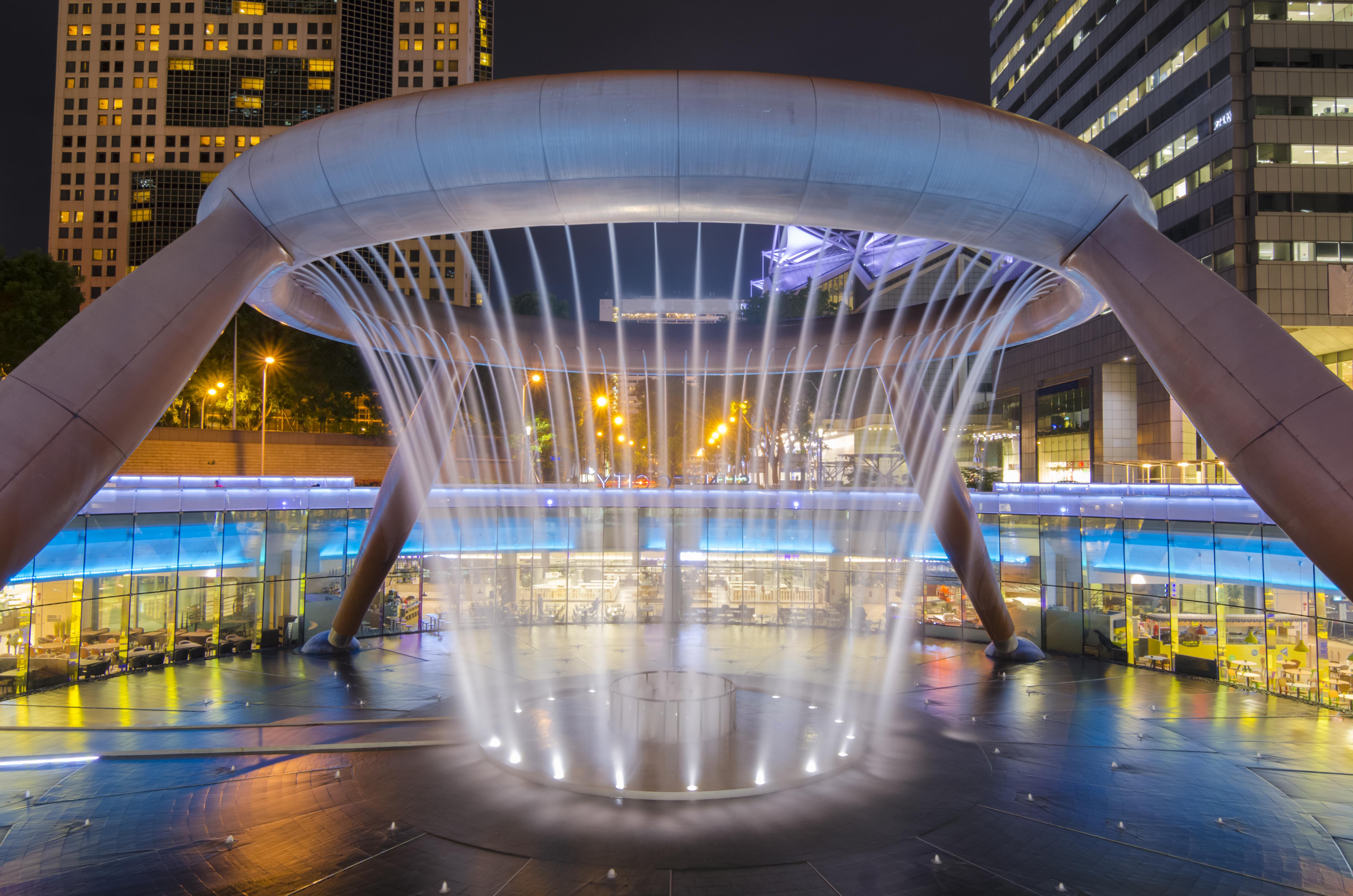 how to go to suntec city singapore