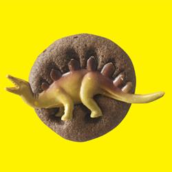 dino fossil craft