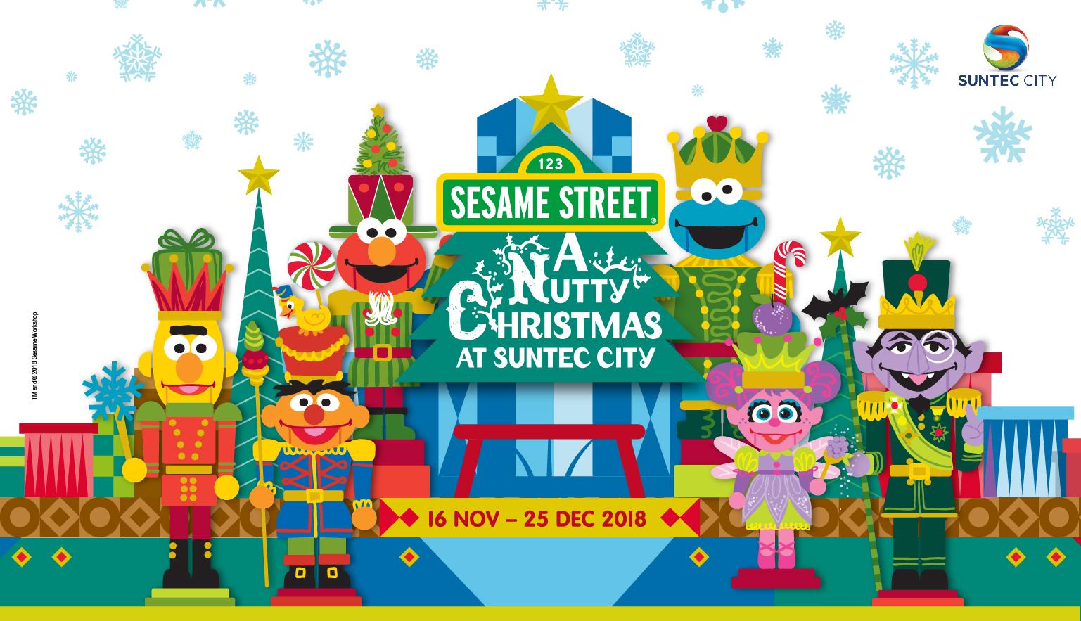 Christmas free parking Suntec City